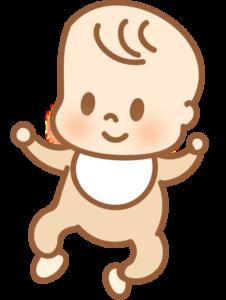 ナチュープレイマットねんね期の赤ちゃんの遊び方