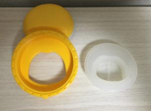 コンビラクマグのはじめてコップは洗いやすくて衛生的