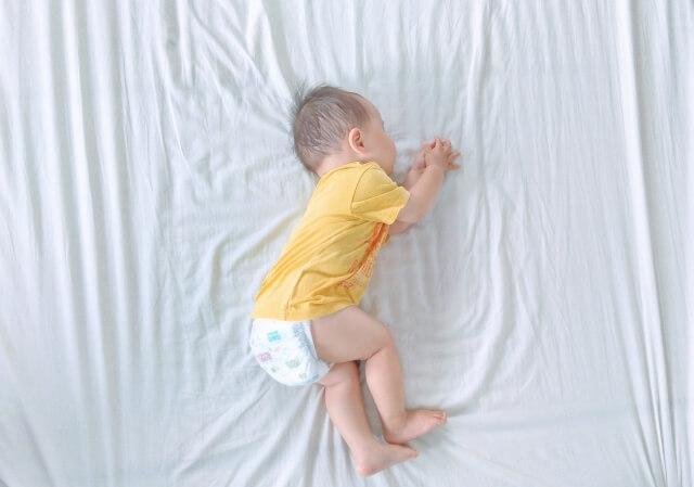 スタジオロメオは赤ちゃんがよく寝てくれる